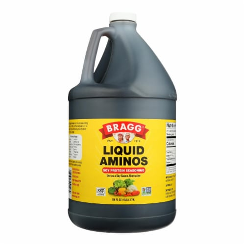 Bragg Liquid Aminos Perspective: front