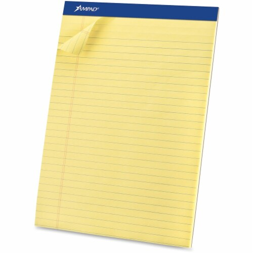 Ampad Basic Notepad 20260 Perspective: front