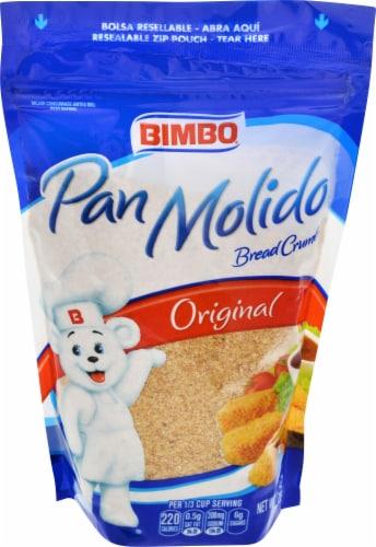 Bimbo Original Bread Crumbs Perspective: front