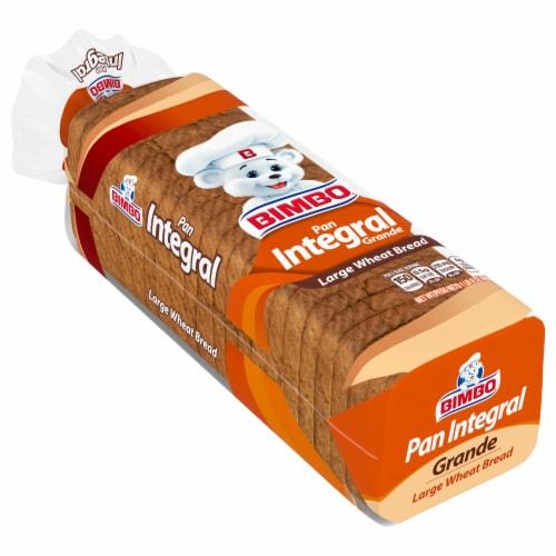 Bimbo® Wheat Bread Perspective: front