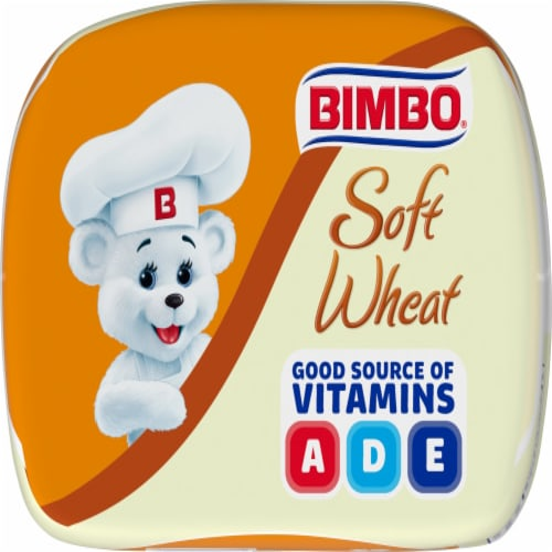 Bimbo® Soft Wheat Bread Perspective: front