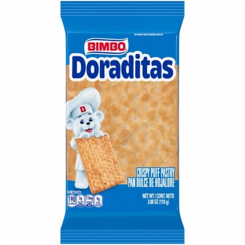 Bimbo Doraditas Pastry Perspective: front