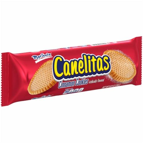 Marinela Canelitas Cinnamon Cookies Perspective: front