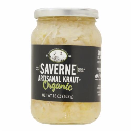 Saverne Organic Artisanal Kraut Perspective: front