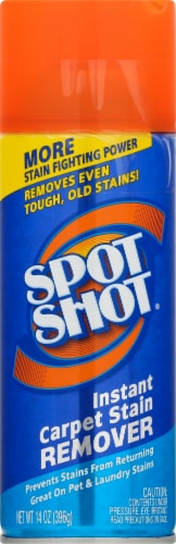 Spot Shot Instant Carpet Stain Remover Perspective: front