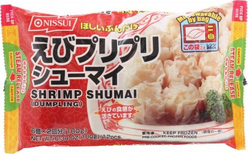 Mishima Nissui Shrimp Shumai Dumpling Perspective: front