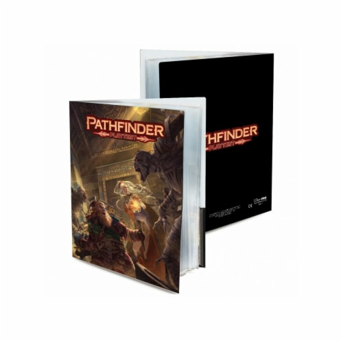 Ultra Pro ULP85835 Character Folio - Pathfinder Playtest - Board Game Perspective: front
