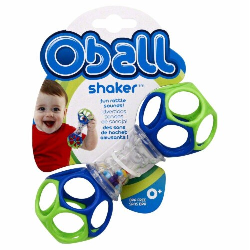 Oball Shaker Infant Toy Perspective: front