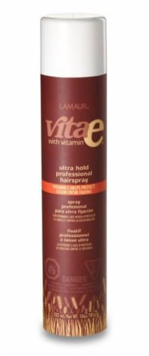 Naturelle VitaE Ultra Hold Professional Hairspray Perspective: front