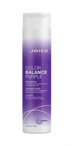 Joico Color Balance Purple Shampoo Perspective: front