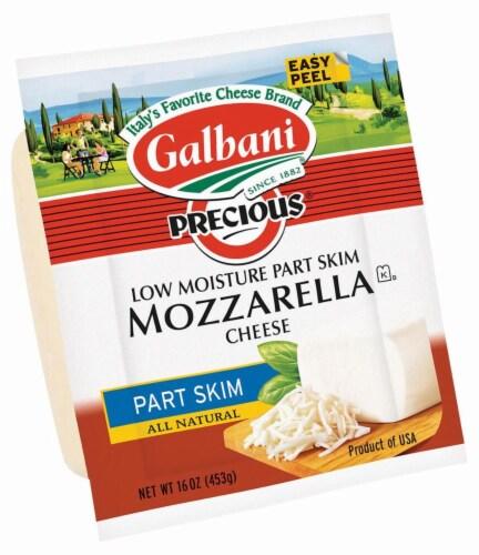 Reduced Fat Mozzarella