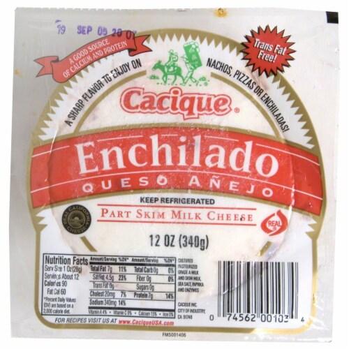 Cacique Enchilado Perspective: front