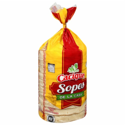 Cacique De La Casa Sopes 10 Count Perspective: front