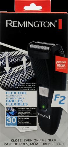 Remington Comfort Series Flex Foil F2 Foil Shaver Perspective: front