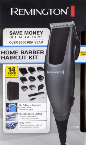 Remington Home Barber Haircut Kit Perspective: front