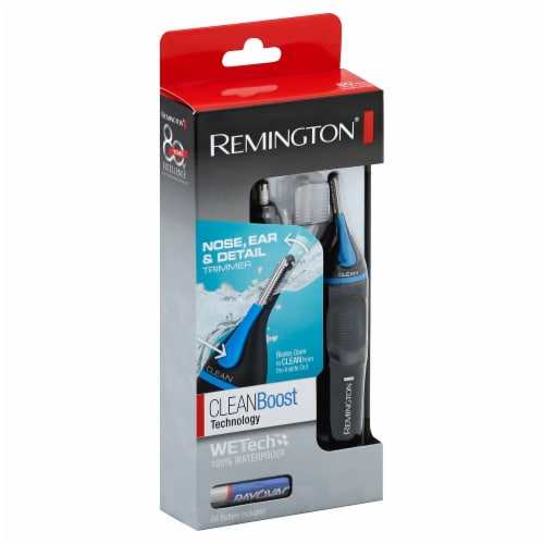 Remington Nose Ear & Detail Trimmer Perspective: front