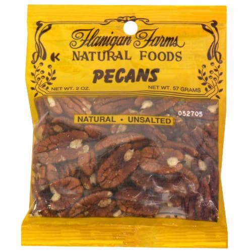Flanigan Farms Pecans Perspective: front