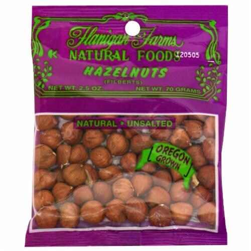 Flanigan Farms Hazelnuts Perspective: front