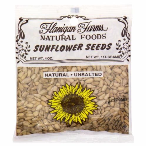 Flanigan Farm Sunflower Seeds Perspective: front