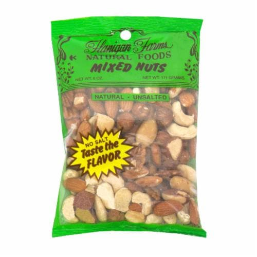 Flanigan Farms Mixed Nuts Perspective: front
