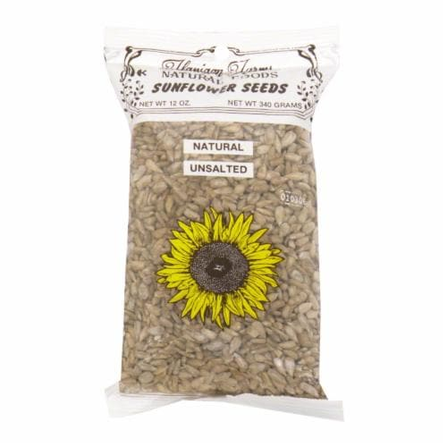 Flanigan Farms Sunflower Seeds Perspective: front