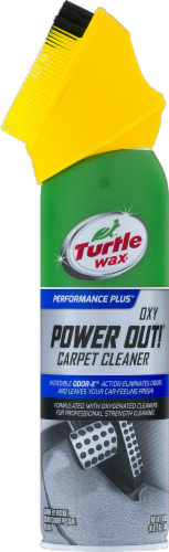 Turtle Wax Performance Plus Power Out Carpet Cleaner Perspective: front