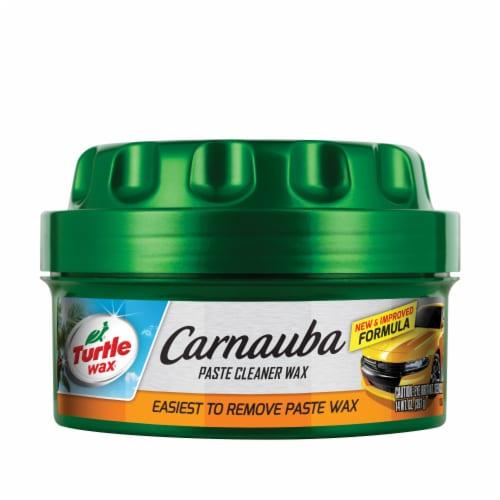 Turtle Wax Carnauba Paste Car Wax Perspective: front