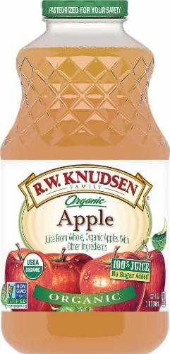 R.W. Knudsen Organic Apple Juice Perspective: front