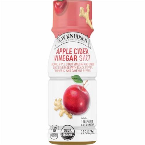 R.W. Knudsen Organic Apple Cider Vinegar Shot Perspective: front