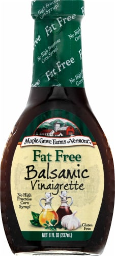 Maple Grove Farms Fat Free Balsamic Vinaigrette Perspective: front
