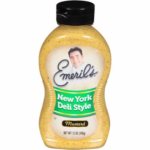 Emeril's New York Deli Style Mustard Perspective: front