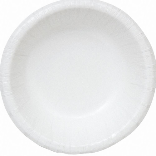 Sim Supply Bowl,Round,12 fl. oz.,Paper,Clay,PK500  20425 Perspective: front