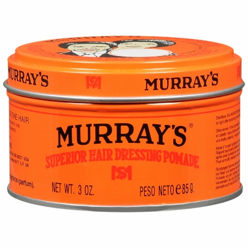 Murray's Superior Hairdressing Pomade Perspective: front