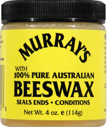 Murray's 100% Pure Australian Beeswax Perspective: front