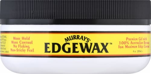 Murray's Edgewax Hair Wax Perspective: front