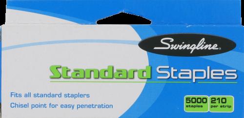 Swingline Standard Staples Perspective: front