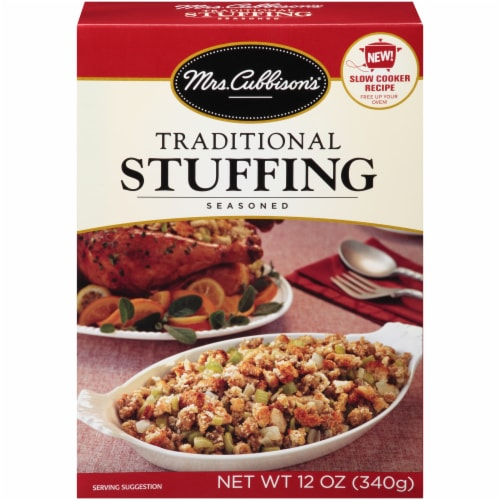 Mrs. Cubbison's Seasoned Traditional Stuffing Perspective: front