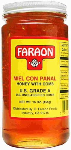 Faraon Honey Comb Perspective: front