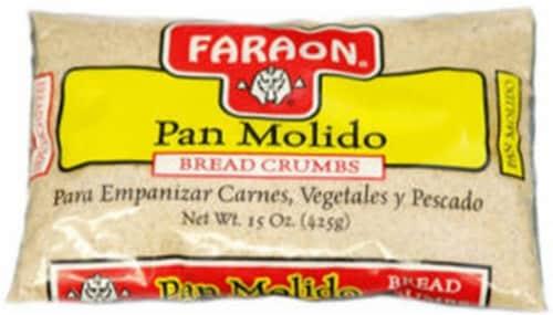 Faraon Bread Crumbs Perspective: front