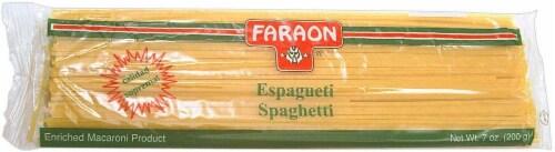 Faraon Spaghetti Perspective: front