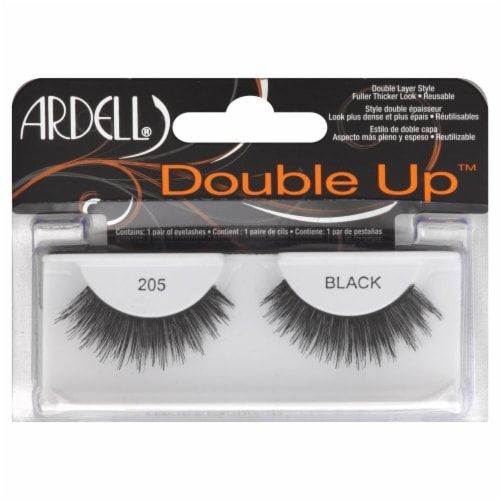Ardell 205 Double Up Lashes Perspective: front