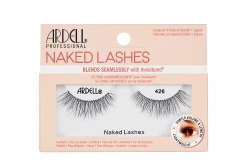Ardell 426 Naked False Lashes Perspective: front
