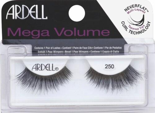 Ardell 250 Mega Volume Lash Set Perspective: front