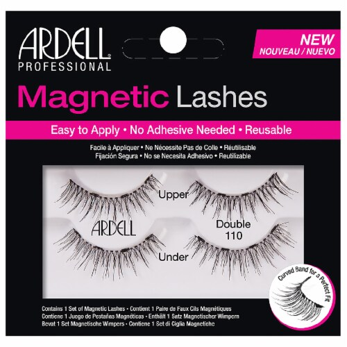 Ardell Professional Magnetic Lashes Perspective: front