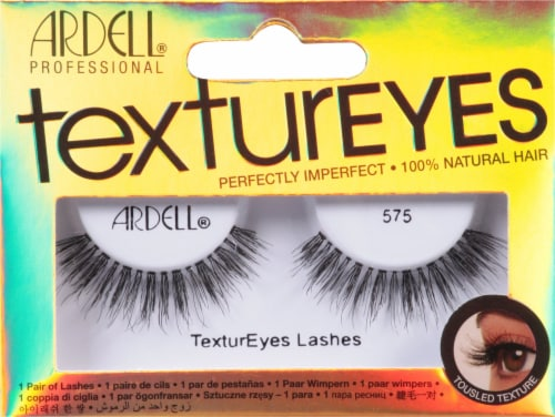 Ardell 575 TexturEyes False Lashes Perspective: front