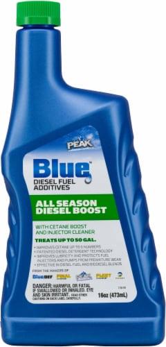 Peak Blue All Season Diesel Boost Perspective: front