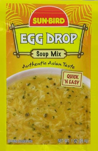 Sun-Bird Egg Drop Soup Mix Perspective: front