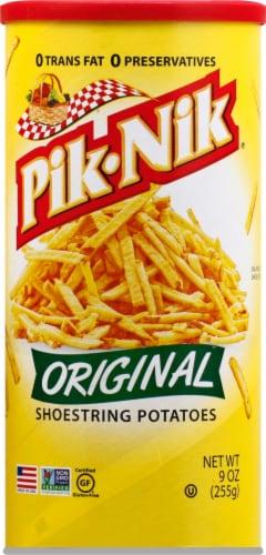 Pik-Nik Original Shoestring Potatoes Perspective: front