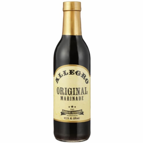 Allegro Original Steak Marinade Perspective: front