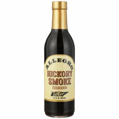 Allegro Hickory Smoke Marinade Perspective: front